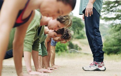 Military Style Fitness Classes: What's it all about?