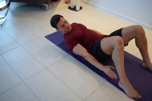 Core Exercise - Supine Heel Taps - Part 2