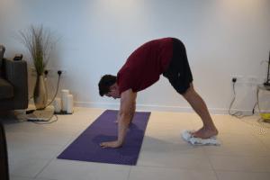 Core Exercise - Sliding Pike - Part 2