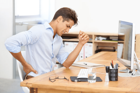 Postural tips and advice for the work environment