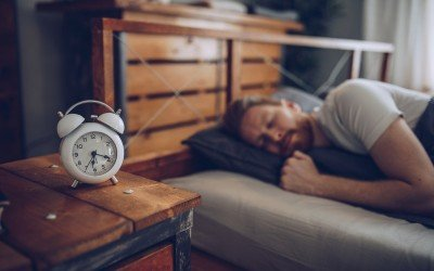 The Connection between Sleep & Pain