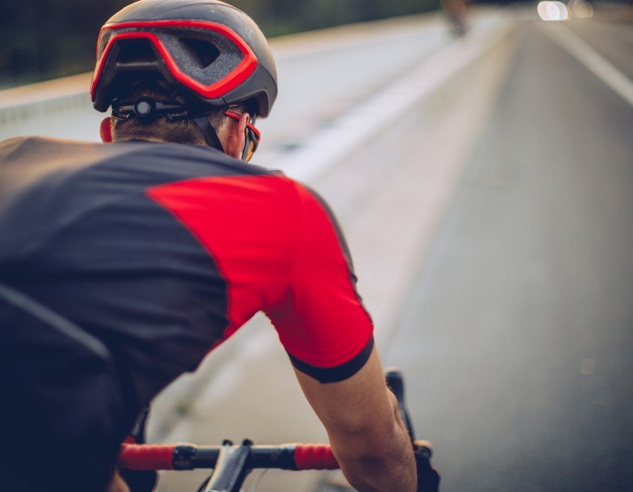 Cycling injuries: How to recognise and treat them