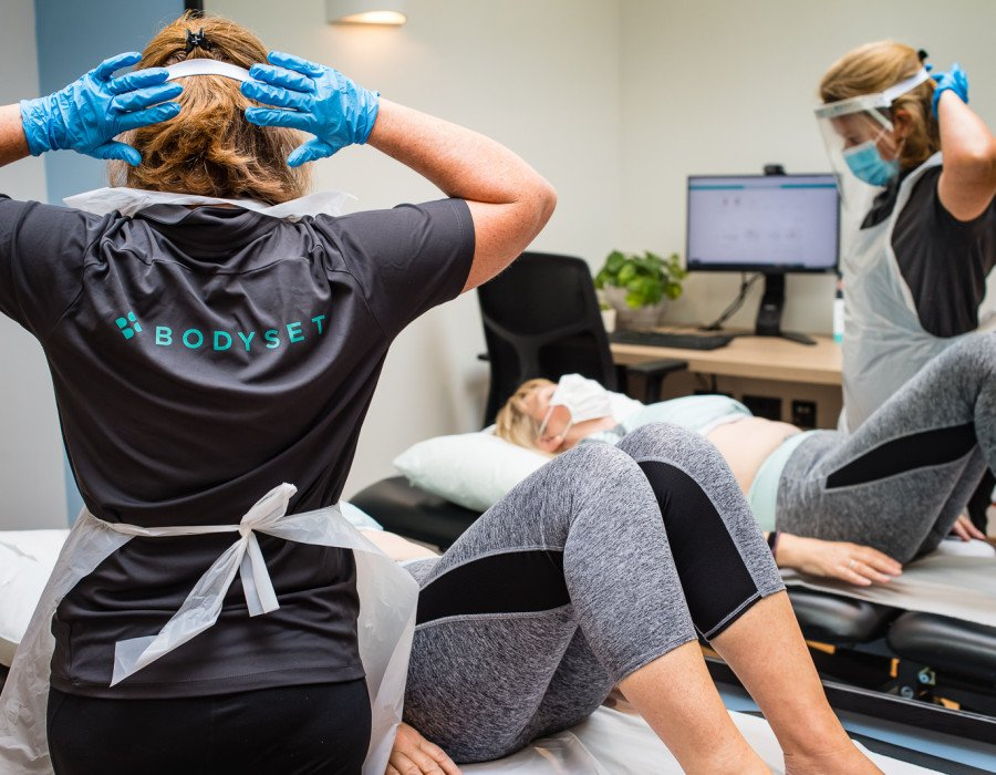 We're open for face-to-face physiotherapy during lockdown