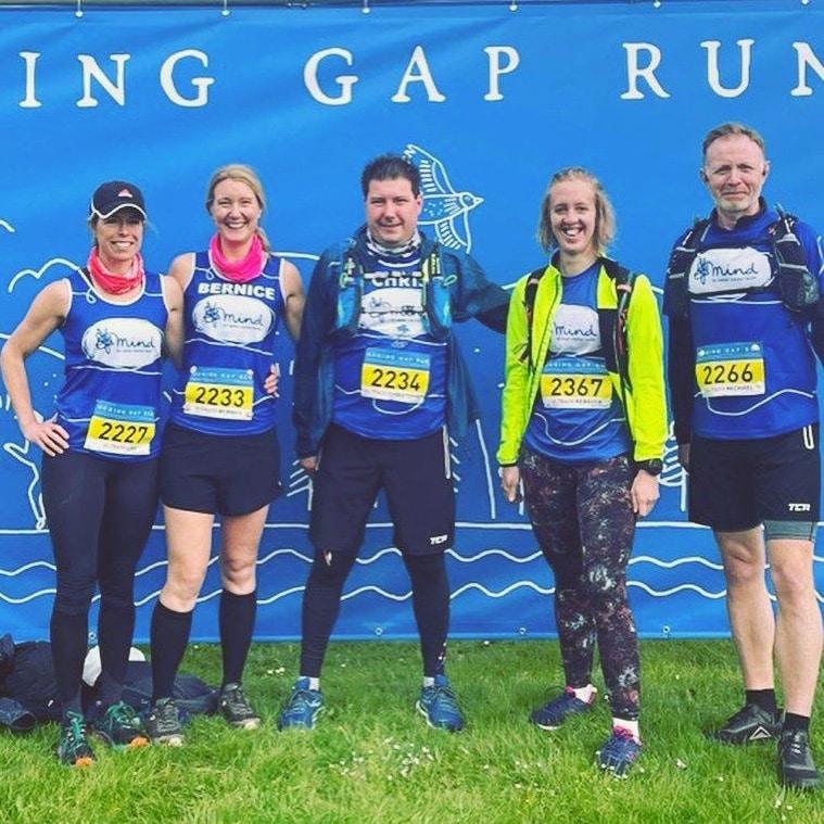 Training for an ultramarathon with Rebecca   Part 2